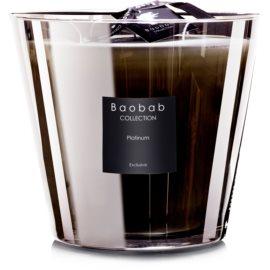 Baobab Les Exclusives Platinum bougie parfumée 10 cm
