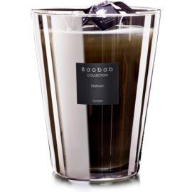Baobab Les Exclusives Platinum bougie parfumée 24 cm