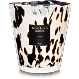 Baobab Black Pearls Duftkerze  16 cm
