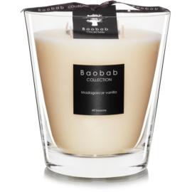 Baobab Madagascar Vanilla świeczka zapachowa  16 cm