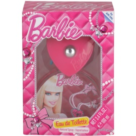 Barbie Fabulous eau de toilette nőknek 100 ml