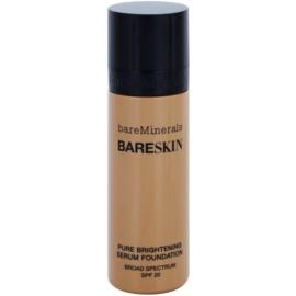 BareMinerals bareSkin® rozjasňující podkladové sérum SPF 20 odstín Bare Latte 11 30 ml