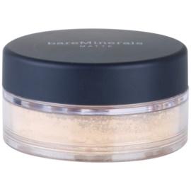 BareMinerals Matte matující pudrový make up SPF 15 odstín W20 Golden Medium 6 g