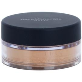 BareMinerals Matte matující pudrový make-up SPF 15 odstín W30 Golden Tan 6 g