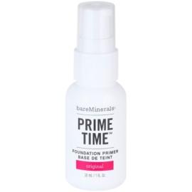 BareMinerals Prime Time prebase de maquillaje para debajo del maquillaje (Original) 30 ml