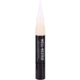 BareMinerals Well-Rested® bőrvilágosító az arcra és szemkörüli területekre  3 ml
