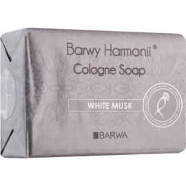 Barwa Harmony White Musk Feinseife mit glättender Wirkung  200 g