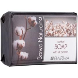 Barwa Natural Cotton туалетне мило з відновлюючим ефектом  100 гр