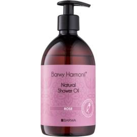 Barwa Harmony Rose Duschöl ohne Parabene  440 ml