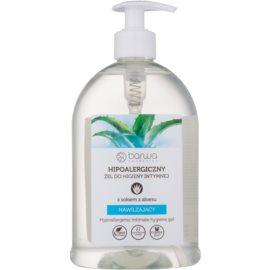 Barwa Natural Hypoallergenic gél intim higiéniára hidratáló hatással  500 ml
