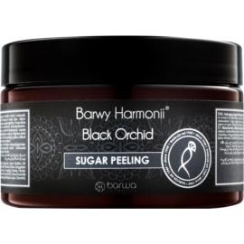 Barwa Harmony Black Orchid Zucker-Peeling mit Verjüngungs-Effekt  250 ml