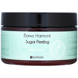 Barwa Harmony Energizing Suiker Peeling met Regenererende Werking  Guarama & Orange Extract 250 ml