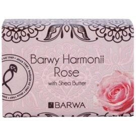 Barwa Harmony Rose mýdlo s bambuckým máslem  200 g