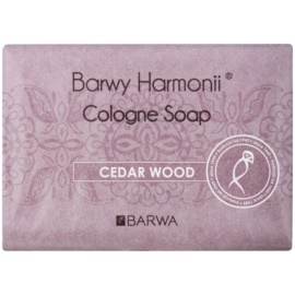 Barwa Harmony Cedar Wood trdo milo z vlažilnim učinkom  200 g