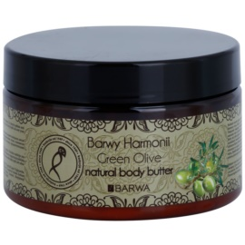 Barwa Harmony Green Olive Körperbutter  220 ml