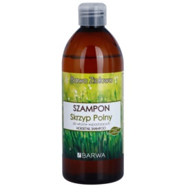 Barwa Herbal Horsetail šampon proti izpadanju las  480 ml
