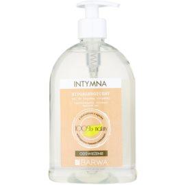 Barwa Natural Hypoallergenic erfrischendes Gel zur Intimhygiene  500 ml