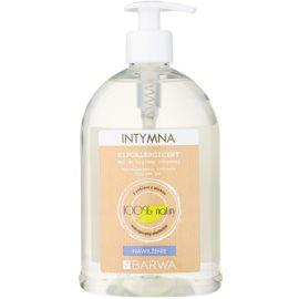 Barwa Natural Hypoallergenic Gel für die intime Hygiene mit feuchtigkeitsspendender Wirkung  500 ml