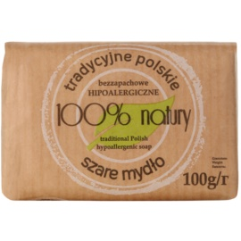 Barwa Natural Hypoallergenic Bar Soap For Sensitive Skin  100 g