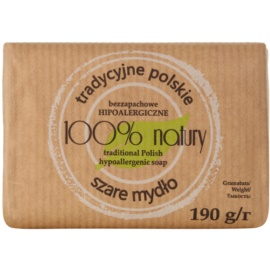Barwa Natural Hypoallergenic Bar Soap For Sensitive Skin  190 g