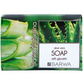 Barwa Natural Aloe Vera Feinseife mit Glycerin  100 g