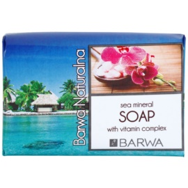 Barwa Natural Sea Mineral Feinseife mit Vitaminen  100 g