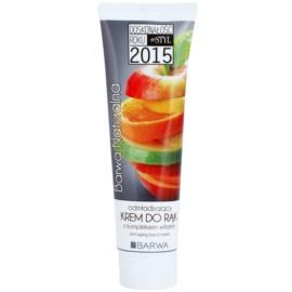Barwa Natural Vitamins verjüngende Creme für die Hände  100 ml