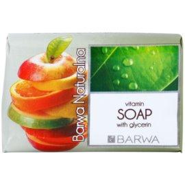 Barwa Natural Vitamins Feinseife mit glättender Wirkung  100 g
