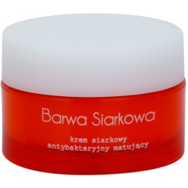Barwa Sulphur antibakteriální krém pro mastnou a problematickou pleť  50 ml