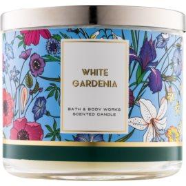 Bath & Body Works White Gardenia illatos gyertya  411 g
