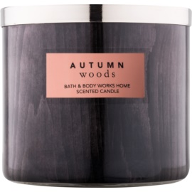 Bath & Body Works Autumn Woods Duftkerze  411 g