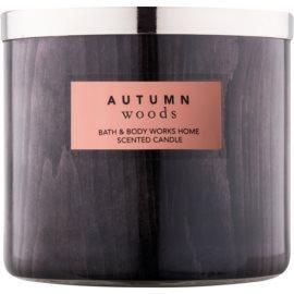 Bath & Body Works Autumn Woods świeczka zapachowa  411 g