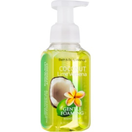 Bath & Body Works Coconut Lime Verbena savon moussant pour les mains  259 ml