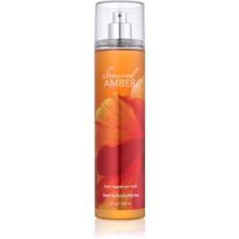 Bath & Body Works Sensual Amber spray do ciała dla kobiet 236 ml