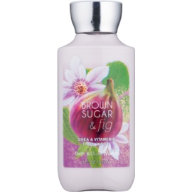 Bath & Body Works Brown Sugar and Fig lapte de corp pentru femei 236 ml
