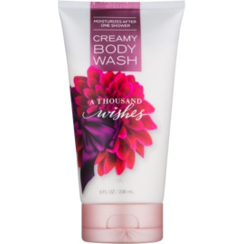 Bath & Body Works A Thousand Wishes crema de ducha para mujer 236 ml