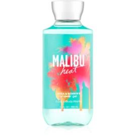 Bath & Body Works Malibu Heat sprchový gel pro ženy 295 ml