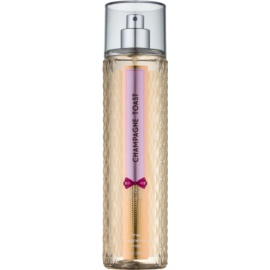 Bath & Body Works Champagne Toast spray de corpo para mulheres 236 ml