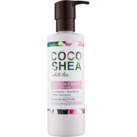 Bath & Body Works Cocoshea White Tea Bodylotion  voor Vrouwen  230 ml