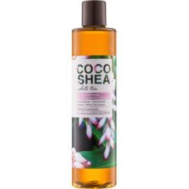 Bath & Body Works Cocoshea White Tea Duschöl für Damen 296 ml