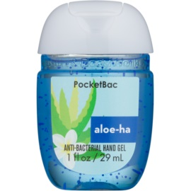 Bath & Body Works Aloe-Ha antibakterielles Gel für die Hände  29 ml