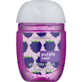 Bath & Body Works PocketBac Purple Rain gel mains  29 ml