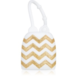 Bath & Body Works PocketBac White with Chevrons siliconenverpakking voor antibacteriële gel