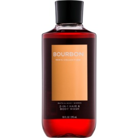 Bath & Body Works Men Bourbon Duschgel für Herren 295 ml