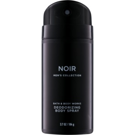 Bath & Body Works Men Noir déo-spray pour homme 104 g