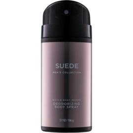 Bath & Body Works Men Suede dezodor férfiaknak 104 g