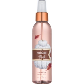 Bath & Body Works Marshmallow Pumpkin Latte spray corporel pour femme 176 ml