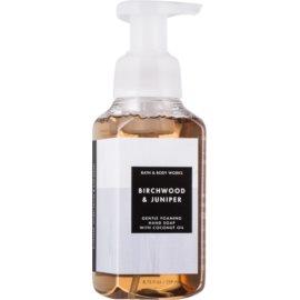 Bath & Body Works Birchwood Juniper Schaumseife zur Handpflege  259 ml