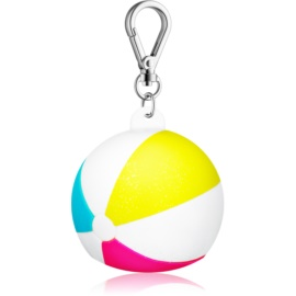 Bath & Body Works PocketBac Beach Ball Silicone Case for Hand Sanitizer Gel