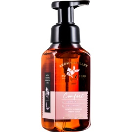 Bath & Body Works Comfort savon moussant pour les mains Vanilla & Patchouli 259 ml